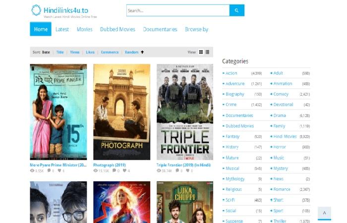 Image result for Hindilinks4u - Primewire