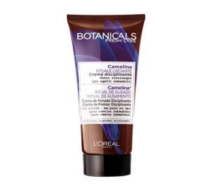 image result for hair straightening cream - Loreal Paris Botanicals Discipline Cream