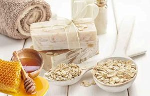 image result for Natural Oatmeal with Honey soap