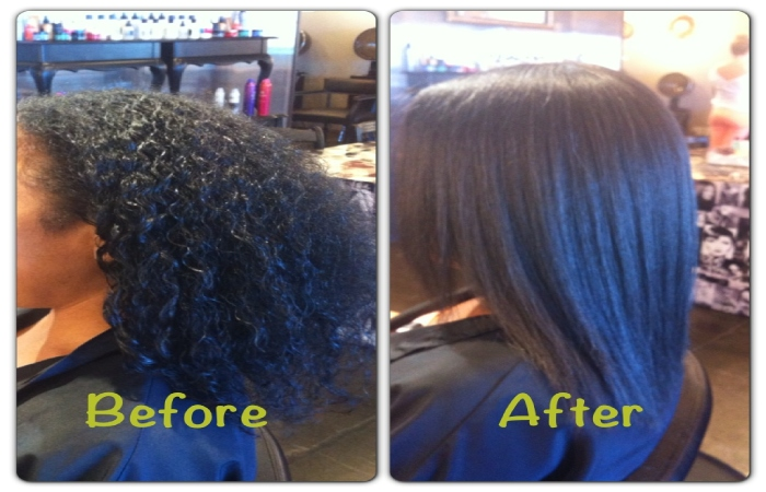 image result for japanese hair straightening