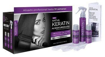 image result for kativa hair straightening cream