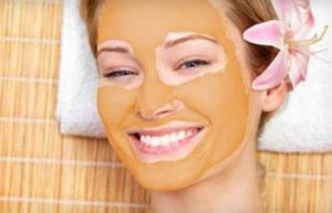image result for multani mitti face
