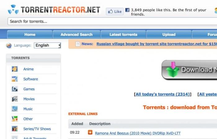 image result for torrent reactor - torrentking