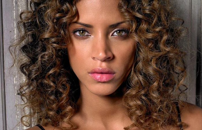image result for noemie lenoir - hot black women