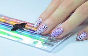 image result for pointers - nail art kit