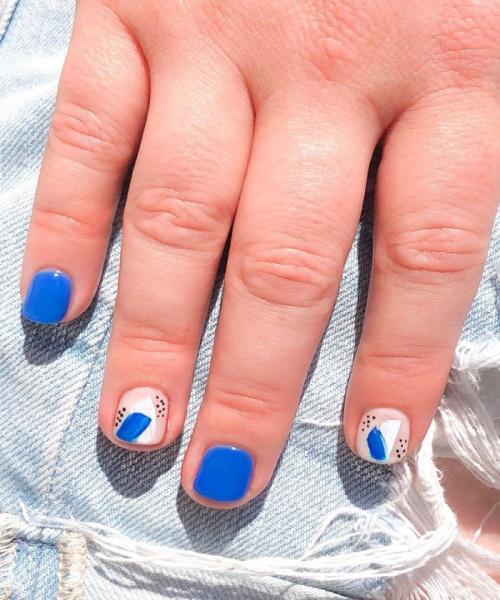 image result for Artsy - short nails