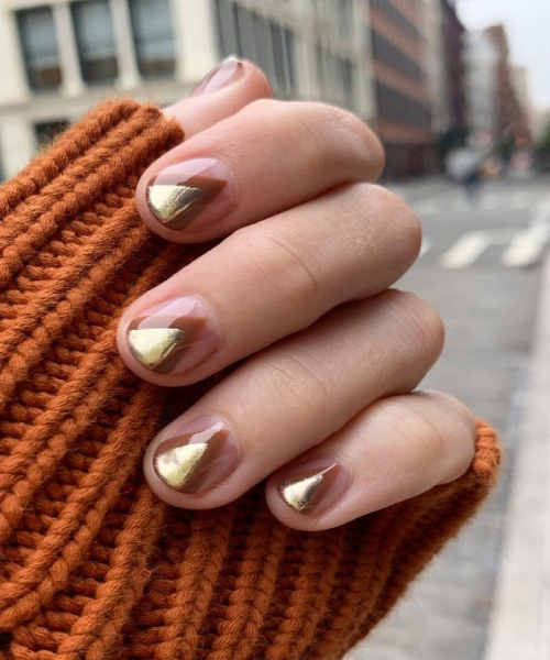 image result for Geometric Figures - short nails