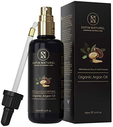 image result for satin naturelle - best argan oil