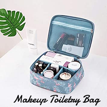 Makeup toiletry box