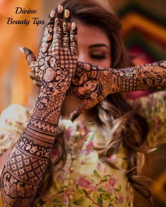 back hand bridal