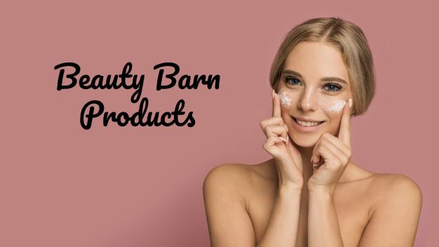 beauty barn products