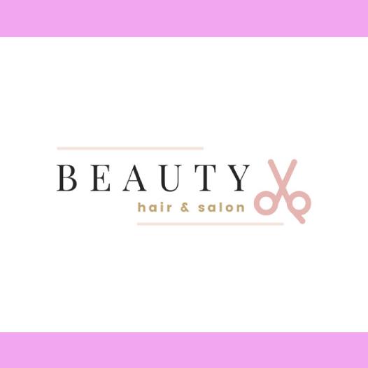beauty parlour banner