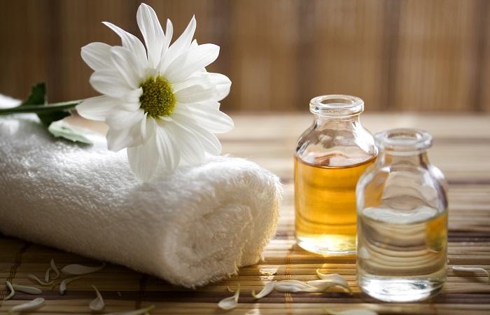 full service spa - oil