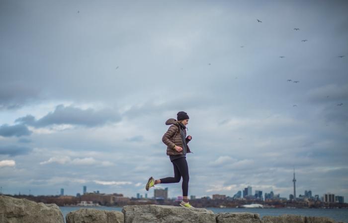 jog everyday