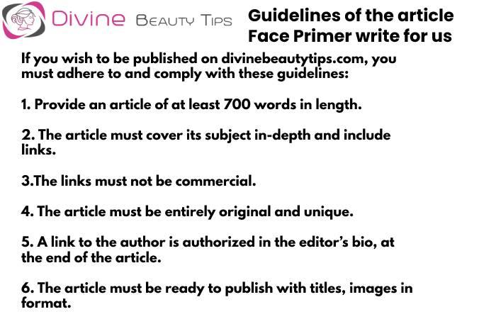 Guidelines - face primer write for us (2)