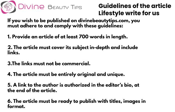 Guidelines - waxing write for us