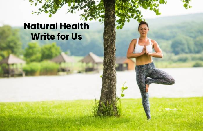Natural Health write for as