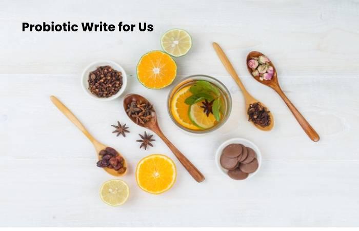 probiotics write for us