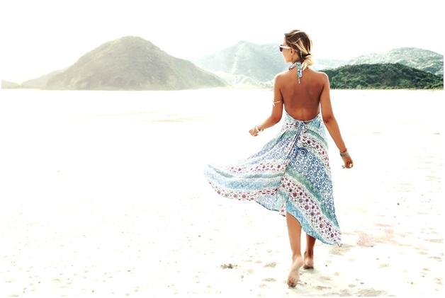Beach Dressing