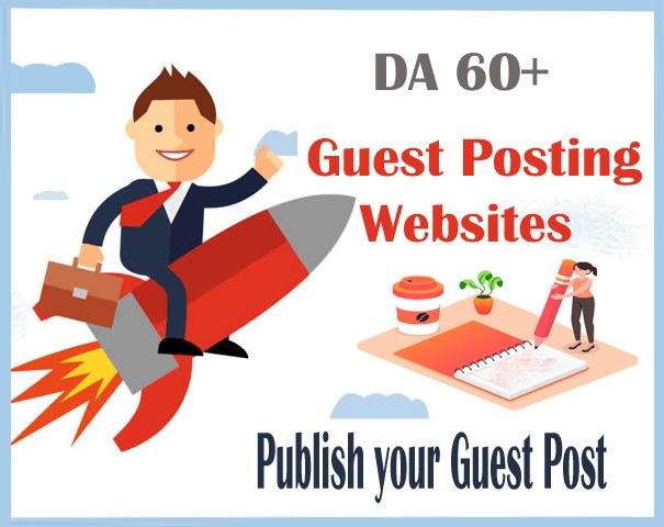 List of Guest Posting Sites